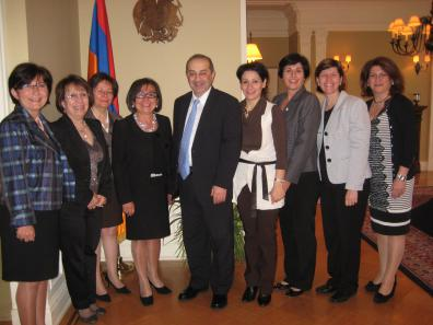 View The Visit Embassy of Armenia in Ottawa 2011 (October 30) Album