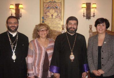 View The Meeting with Primate of Georgia 2008 (November 6) Album