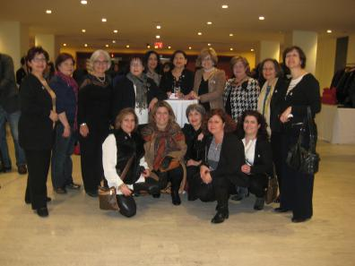 View The Opening of ''Stiching to Survive: Handworks of Armenian Women'' (March 5, 2015) Album
